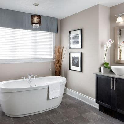 grey walls white trim design ideas pictures remodel and