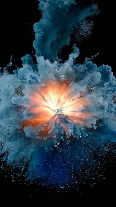Explosion Wallpapers Iphone 1080 1920 Inside Macbook