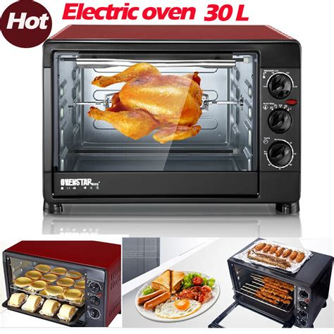 appliances oven kitchen 30l electric appliance toaster ovens cooking oscar