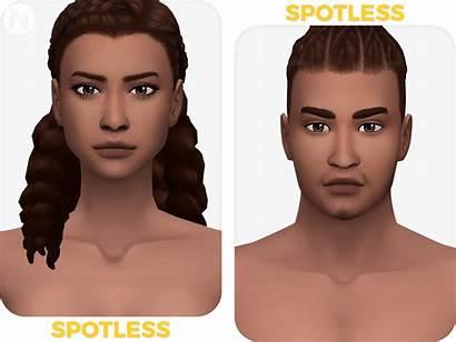 Cc Skinblend Sims Spotless Sims4 Any Encounter