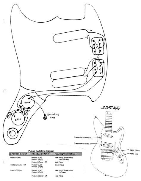66 fender mustang wiring diagram product wiring diagrams