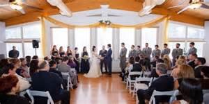 rustic wedding venues in ct vista at hawk 39 s landing country club weddings