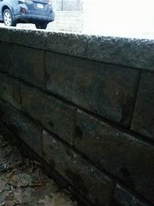 Retaining Wall Issues