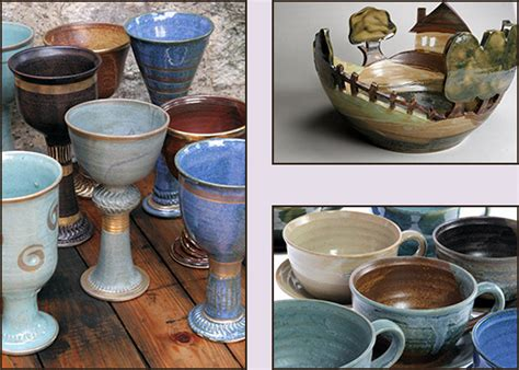 leben mit keramik toepferei kley kammerforst