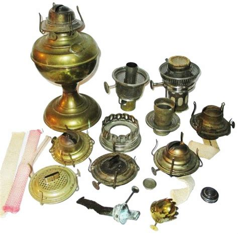 Oil Lamp Parts Images