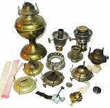 Pictures of Oil Lamp Parts