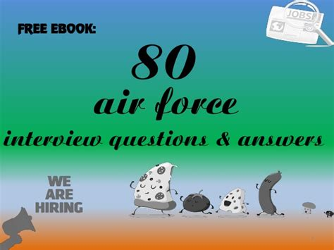 Top 10 Air Force Interview Questions With Answers