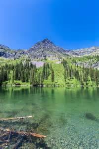 Snyder Lake Glacier National Park