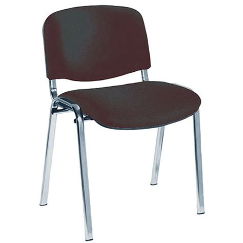 jemini ultra multi purpose stacking chair chrome legs