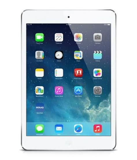 Apple iPad Mini 2 (Wifi Only, Silver)  Tablets Online at