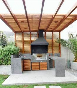 Awesome, Grill, Designs, Ideas, For, Your, Patio, 14