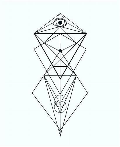Geometry Symbols Sacred Elements Behance Mir