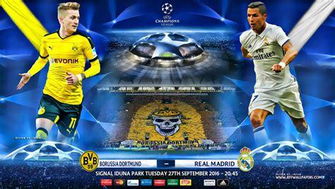 Prediksi Borussia Dortmund vs Real Madrid 28 September ...