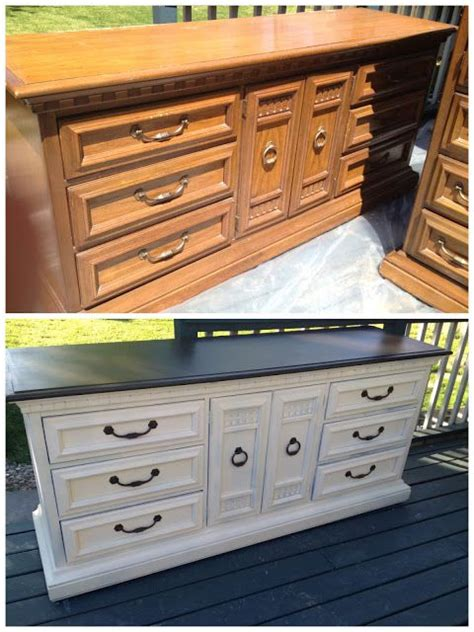 Best 25+ Refinished Buffet Ideas On Pinterest  Painted