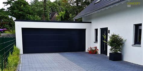 Garage In duplex garagen doppelstock garagen konische fertiggaragen