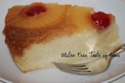 gluten  taste  home gluten  pineapple upside