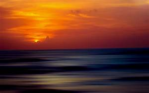 Wallpaper Sunset, Horizon, 5K, Nature, #11754