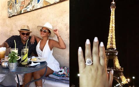 Israel Houghton Has Proposed! After He Swept Adrienne