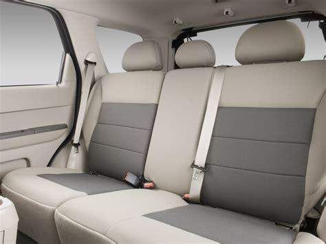 image  ford escape fwd  door  auto xlt rear seats