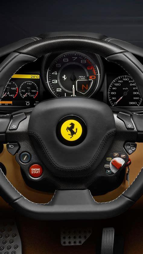 Ferrari iPhone Wallpapers | PixelsTalk.Net
