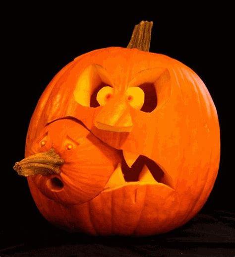 Ideas  Spooky Halloween Pumpkin Carving Ideas For Your