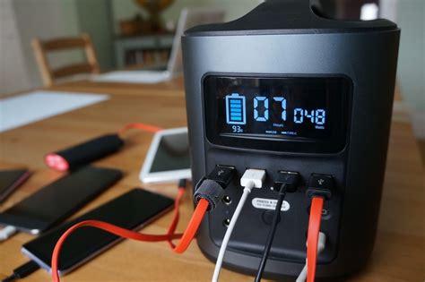 ecoflow tech river portable power
