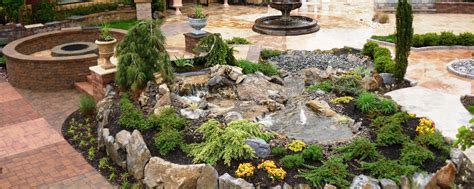 koi pond backyard fish supplier landscape design