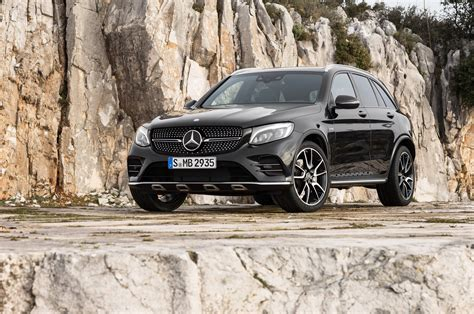 Mercedes Glc Class Backgrounds by Stylish Black Car Mercedes Glc Class Wallpapers And