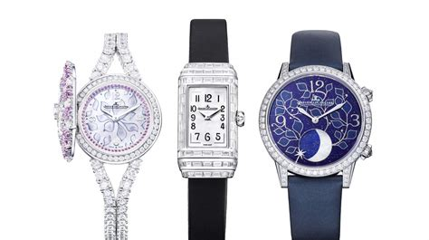 Jaeger-LeCoultre - High Jewellery timepieces | Time and ...