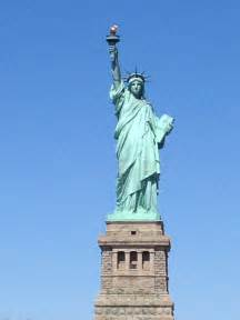 First Statue of Liberty