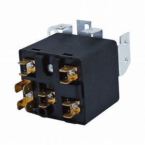 China High Quality Refrigerator Relay Potential Relay 35a