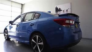 2018 Subaru Impreza 2 0i Sport Sedan Engine  Design