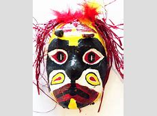 Halloween Mask Making for Kids with Janis Bunchman