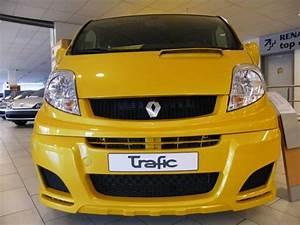 Piece Renault Trafic 2 : exclusivit trafic renault sport ~ Maxctalentgroup.com Avis de Voitures