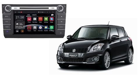 Touch Screen Android 5 1 Car Dvd Gps For Suzuki Swift 2008