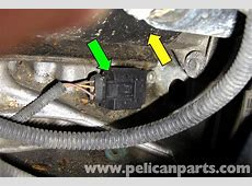 BMW Z3 Crankshaft Sensor Replacement Z3 19962002