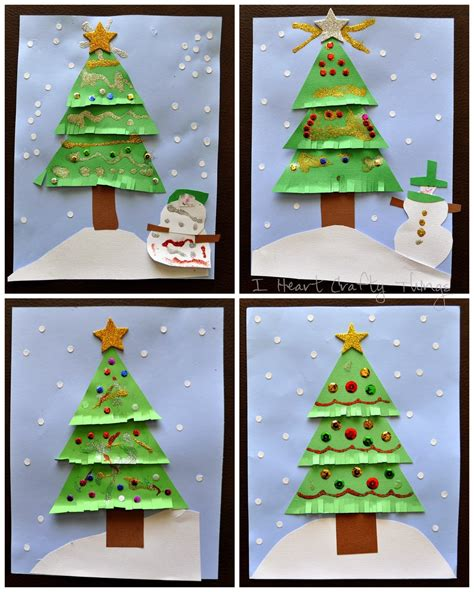 christmas tree crafts for preschool top 10 posts in 2013 i crafty things