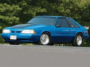 M5lp 0807 01 Z+1990 Ford Mustang Lx+front View - Photo 10024950 - Custom Blue '90 Mustang LX ...