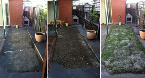 improving soil which has been concrete bulleen