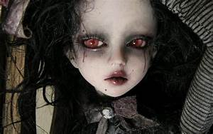 Scary Doll - Wallpaper, High Definition, High Quality ...