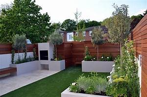 Modern Brick Fences