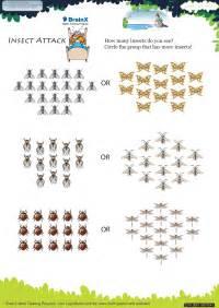 preschool kindergarten math worksheets  kids