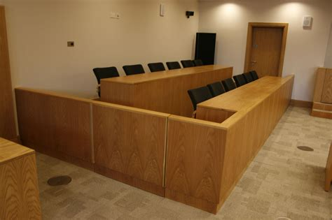 fray design bespoke courtroom furniture
