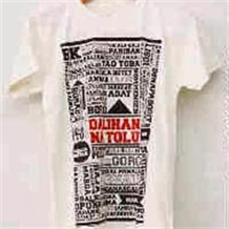 Kaos Batak Bkethnic Tuak Parmitu baju halak batak baju cowok