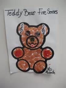 five senses teddy craft teddy crafts 348   6e185772678a485224dc68546ae57e65