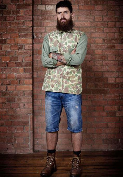 rugged mountain man lookbooks prps  collection