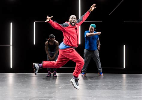 Review In 'flexn,' Street Dance Gets A Grand Stage The