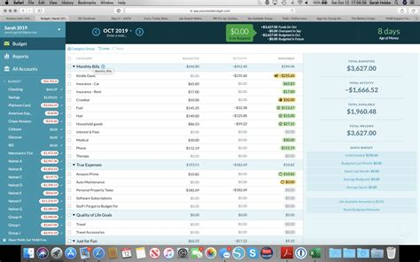 Check spelling or type a new query. Overspent in Future Month doesn't make sense - Credit Cards & Debt - YNAB Support Forum