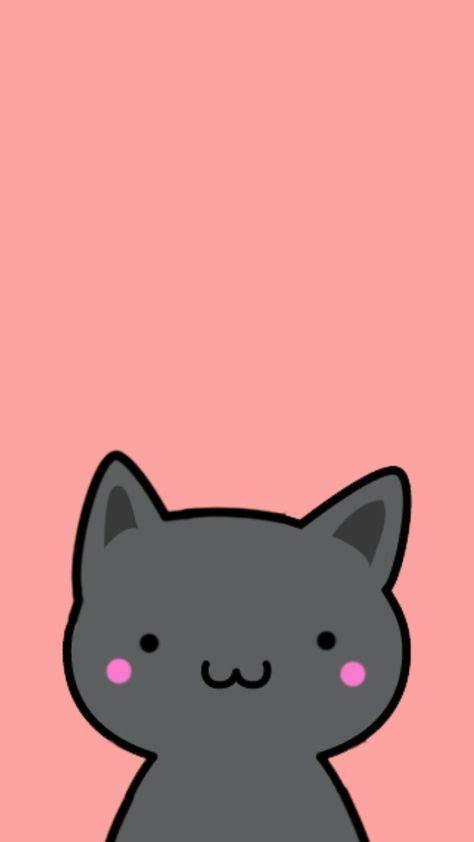61 trendy ideas for pink aesthetic wallpaper cat cat