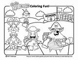 Coloring September Pages Print December Coloringtop sketch template